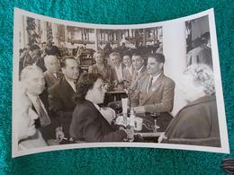 PHOTO ORIGINALE.ANCIENS COMBATTANTS.UNION DES MEDAILLES.CONGRES DE VICHY. - 1939-45