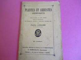 Fascicule/Horticulture Pratique/Plantes Et Arbustes Grimpants/ Charles LEMAIRE//Bornemann/Paris/1908        LIV159 - Garden