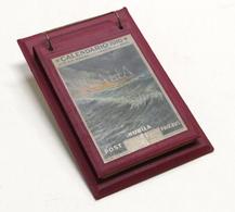 WWI Ministero Marina - Calendario 1916 Pro Orfani Gente Di Mare Caduta In Guerra - Calendari