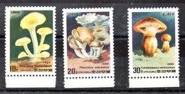 Serie De Corea Del Norte Nº Yvert 1794 ** SETAS (MUSHROOMS) - Corea Del Norte