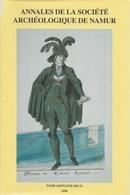 Annales De La Société Archéologique De Namur. Tome 72. 1998. + Carte Annexée - Culture