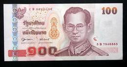 Thailand Banknote 100 Baht Series 15 P#114 SIGN#79 UNC - Thailand