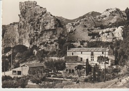 C. P. - PHOTO - LES BAUX DE PROVENCE - L'HOSTELLERIE DE BAUMANIERE - 26-38 - S. E. P. T. - Les-Baux-de-Provence