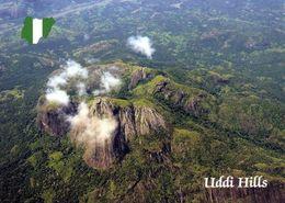 1 AK Nigeria * Blick Auf Die Uddi Hills - Diese Berglandschaft Liegt Im Südosten Nigerias * - Nigeria