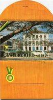 SAO JOAO DEL REI, 12 COLOR POST CARD, PHOTOSET BRASIL. CPA NOT CIRCULATED CIRCA 1970's -LILHU - Brasil