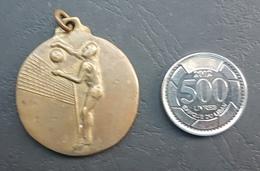 Lebanon 1971 Beautiful Vollyball Tournament Medal - Mar Elias Batina - Tokens & Medals