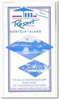 Norfolk Eiland 2000, Postfris MNH, Fruit, Music ( Booklet, Carnet ) - Norfolk Island