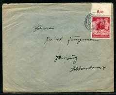 Deutsches Reich / 1944 / Mi. 871 OR EF Auf Brief (18179) - Allemagne