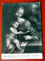 (FG.W20) PARMIGIANINO - SACRA FAMIGLIA (PERUGIA, BASILICA DI SAN PIETRO) - Paintings