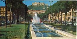 NAPOLI: VEDUTA DA POSILLIPO, PANORAMA, PIAZZA MUNICIPIO. SPAIN PHOTOSET. CPA NOT CIRCULATED CIRCA 1970's -LILHU - Napoli (Naples)