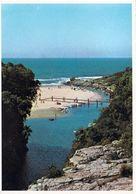 1 AK Südafrika * Uvongo - Ein Badeort An Der Mündung Des Ivungu River In KwaZulu-Natal * - Südafrika