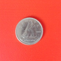 10 Cents Münze Aus Kanada Von 1973 (schön) - Canada
