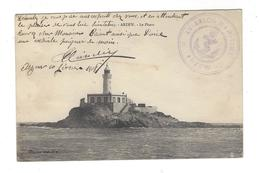 """CACHET """" AVIATION MARITIME ARZEW """" Cad Oran 1918 , Frantz Michelis Michelin ? Colombophile - Carte écrite 10.2.18 - Autogramme & Autographen"""