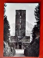(FG.W20) CORTINA D'AMPEZZO - MONUMENTO OSSARIO CADUTI IN GUERRA (BELLUNO) NV - Belluno