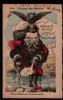 Illustrateur Mille, Le Coup De Botte N°1, Nicolas Belisaire Sur Le Trone Imperial - Mille