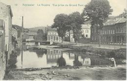 10 PEPINSTER : La Vesdre - Vue Prise Du Grand Pont - Cachet De La Poste 1910 - Pepinster