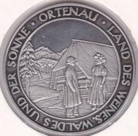 Médaille Land Des Weines. Waldes Und Der Sonne. Ortenau, Dans Sa Pochette En Plastique - Duitsland