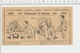 2 Scans Humour Mont-de-Piété 226X - Unclassified