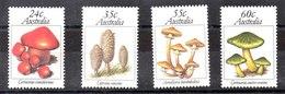 Serie De Australia Nº Yvert 742/45 ** SETAS (MUSHROOMS) - Mint Stamps