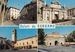 12550-SALUTI DA BERGAMO-FG - Saluti Da.../ Gruss Aus...