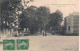 Cpa 79 Coulonges La Belle Etoile - Coulonges-sur-l'Autize