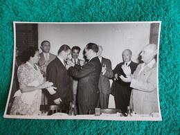 PHOTO ORIGINALE.VINTAGE.1949.ANCIENS COMBATTANTS.UNION DES MEDAILLES.REPORTAGE RENE SIMON. - 1939-45