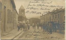 DEUTSCHLAND - FELDPOST - STRANTZ - 1914-18