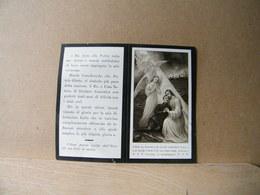 MONDOSORPRESA, (ST518) SANTINO DEDICATO AL GENERALE ANTONIO EDOARDO CHINOTTO, MILITARE - Imágenes Religiosas