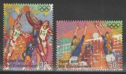 Nations Unies (New York) - YT 704-705 ** MNH - 1996 - Sport - Nuovi