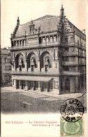 Belgium Brussells Le Theatre Flamand - Belgium