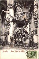 Belgium Brussells Chaire Eglise Ste-Gudule - Belgium