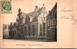 Belgium Brussells Palais De Justice - International Institutions