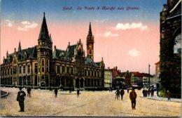 Belgium Brussells La Poste A Marche Aux Grains - International Institutions