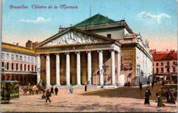 Belgium Brussells Theatre De La Monnaire - International Institutions