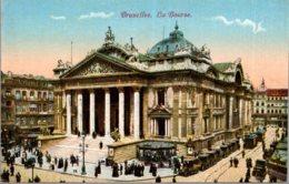 Belgium Brussells La Bourse - International Institutions
