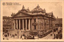 Belgium Brussells La Bourse 1931 - International Institutions