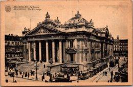 Belgium Brussells La Bourse 1921 - International Institutions