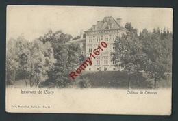 Environs De Ciney. Château De Conneux. Nels Série 54, N°24.   2 Scans. - Ciney