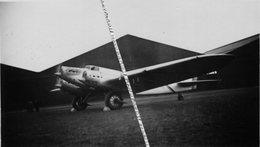 1932 - 1940 / 3 PHOTOS / AVION / COUZINET TYPE 70 - 71 / ARC EN CIEL - Aviation
