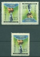 AC - TURKEY STAMP  -  The 25th INTERNATIONAL ANTI ALCHOLISM CONGRESS MNH 10SEPTEMBER1956 - Nuevos