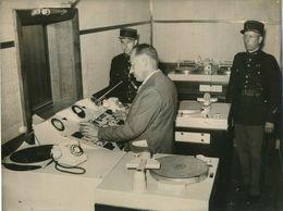 Snapshot AFP France-Presse Vieux Palais Du Luxembourg Conférence Des 21 1946 - Photos