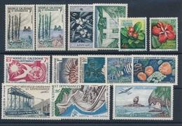CR-280: Nelle CALEDONIE: Lot Avec N°284/294*/** + PA N°66*-70**-72** - New Caledonia