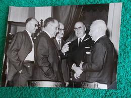 PHOTO ORIGINALE.VINTAGE.ANCIENS COMBATTANTS.UNION DES MEDAILLES.NON SITUEE. - 1939-45