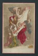 Déscent De Croix Par Rubens. Image Sur Carton épais, Peinte à La Main.  2 Scans. - Jésus