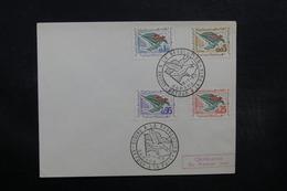 ALGÉRIE - Enveloppe FDC En 1963 , Gloire à La Révolution - L 32661 - Argelia (1962-...)