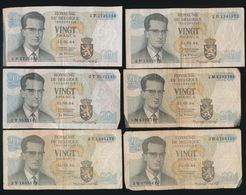 6 X 20 Frank    2 Scans - [ 6] Treasury