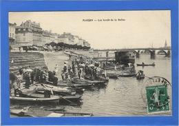 71 SAONE ET LOIRE - MACON Les Bords De La Saône (voir Descriptif) - Macon