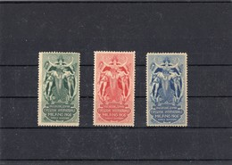 Italie: 3 Vignettes Sur L'Exposition Internationale De Milan - 1906 - - Other
