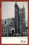 Maastricht, OLV Kerk, Ziffer, Nach Hannover, Weitergeleitet Misburg 1905 (75254) - Maastricht