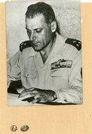 Photo Originale   Le Général  RENE COGNY  Grand Officier De La Légion D'honneur - Guerre, Militaire
